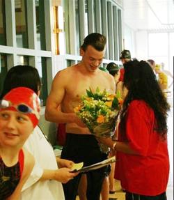 Zwemkroniek.com - dé nieuws en informatiesite van zwemmend ... Emmy Verschuren